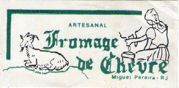 1983 – Fromage de Chévre